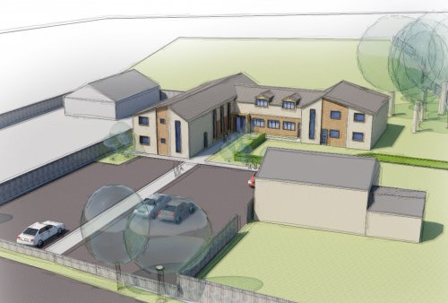 Proposed New-Build Mental Health Care Home