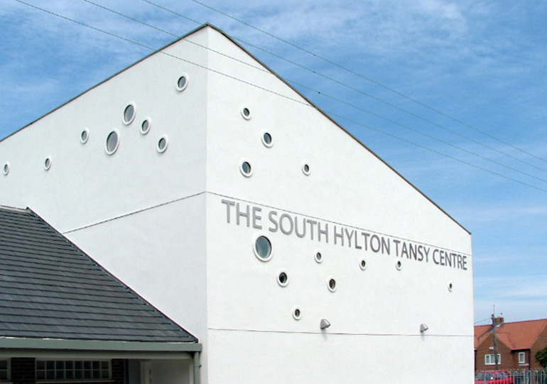 The South Hylton Tansy Centre, Sunderland